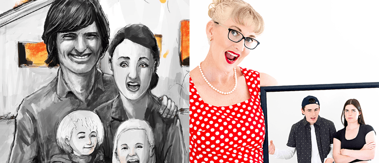 Comedy Double Header: The Cool Mum/100% Happy