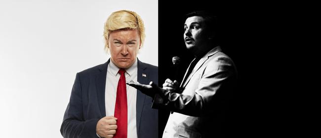 Comedy: DJ Trump & Alexander Sparrow: CANCELLED