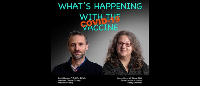 What's Happening With The Vaccine