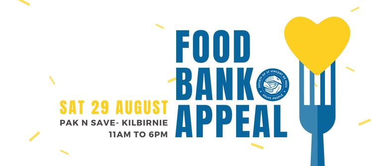 Vinnies Food Bank Appeal