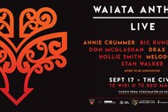 Waiata Anthems Live