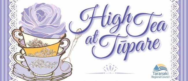 High Tea at Tupare