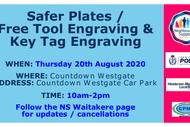 Safer Plates & Tool Engraving & Key Tag Engraving