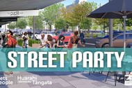Streets for People - Street Party