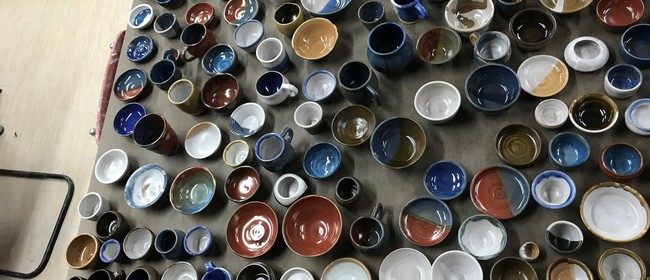 Pottery - Throwing - Beginners