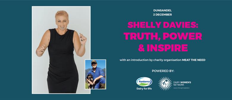 Shelly Davies: Truth, Power & Inspire Roadshow