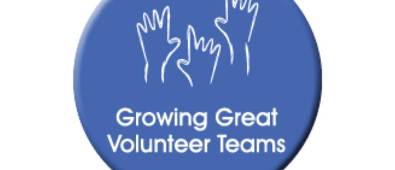Growing Great Volunteer Teams