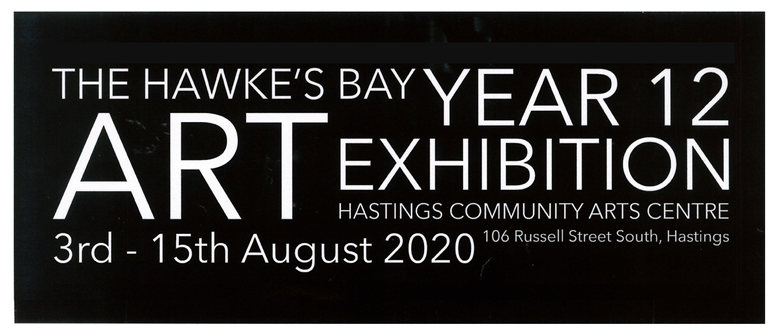 The Hawke's Bay Year 12 Art Exhibition
