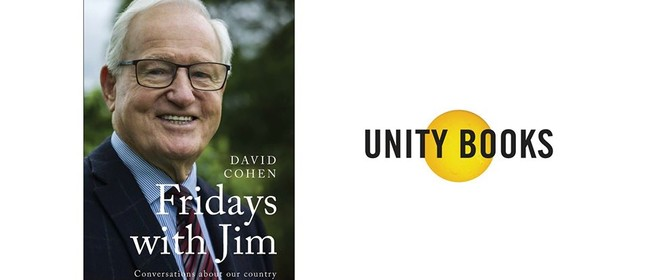 Book Launch - Fridays with Jim by David Cohen
