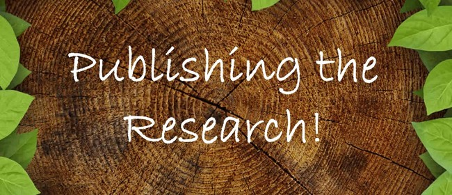 Family History Month - Publishing the Research: CANCELLED