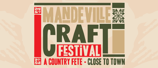 Mandeville Craft Festival 2020