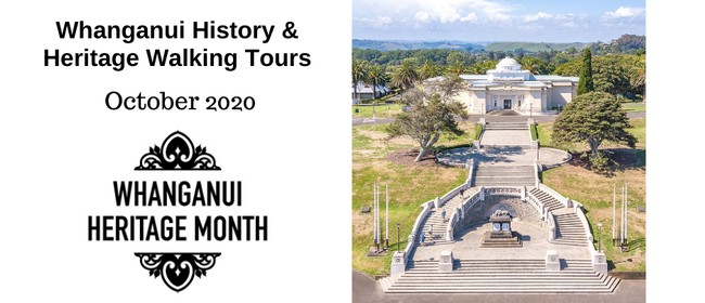 Whanganui History and Heritage Walking Tour