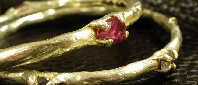 Lost Wax Cast Jewellery Class