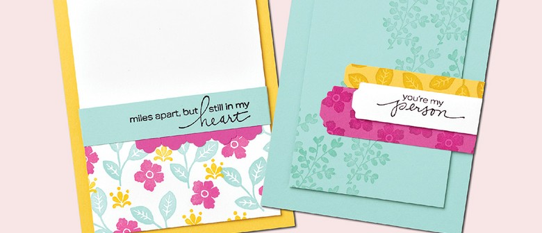 Simple but Stylish Cardmaking