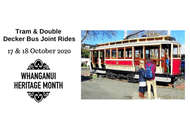 Tram & Double Decker Bus - Joint Rides