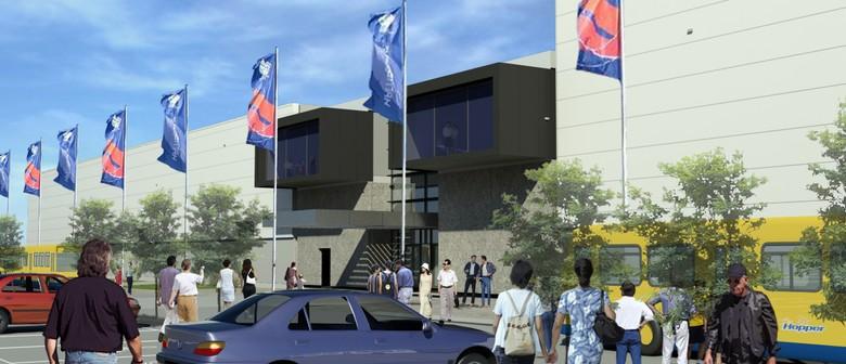Baypark Arena Construction Open Day