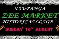 Tauranga ZEE Market