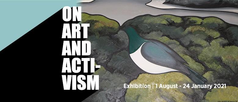 On Art & Activism Exhibition