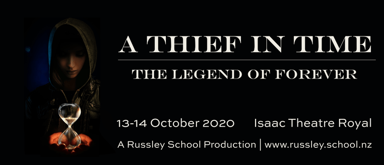 A Thief in Time: The Legend of Forever