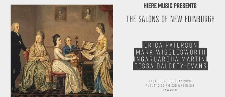 The Salons of New Edinburgh