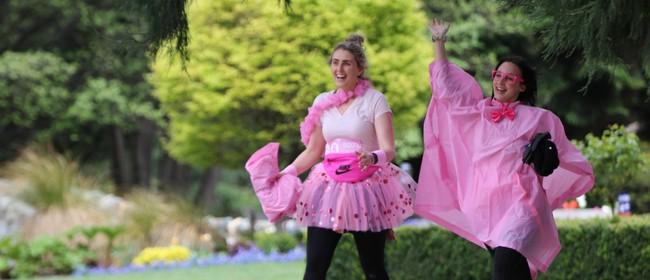 Pink Ribbon Walk Christchurch