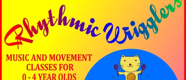 Rhythmic Wrigglers: Introductory Music Class