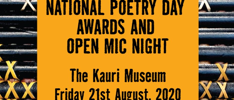 National Poetry Day - Poetry & Song Lyric Competitions