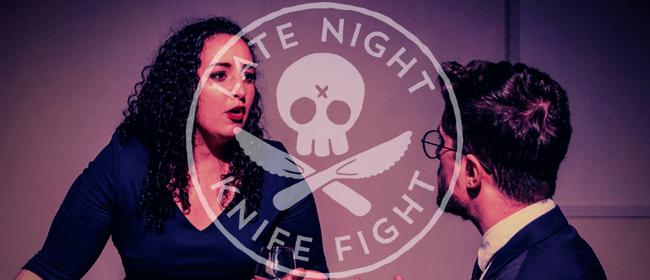 Late Night Knife Fight