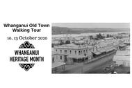 Whanganui Old Town Walking Tour