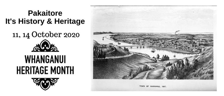 Pakaitore - Its History & Heritage