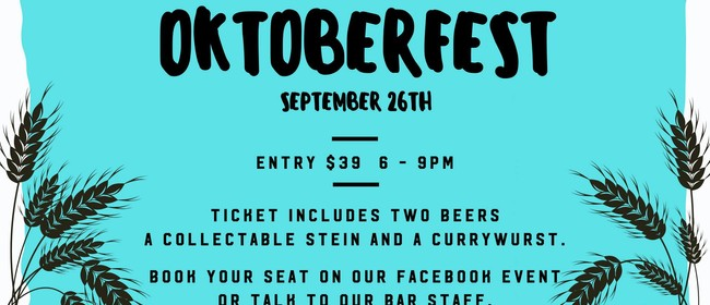 North Canterbury Oktoberfest