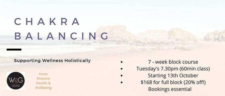 Chakra Balancing & Meditation Course
