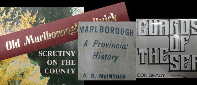 Marlborough History Books Panel Discussion