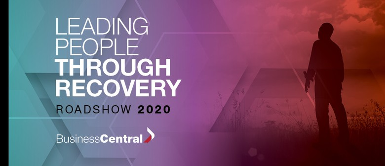 Leading People Through Recovery Roadshow