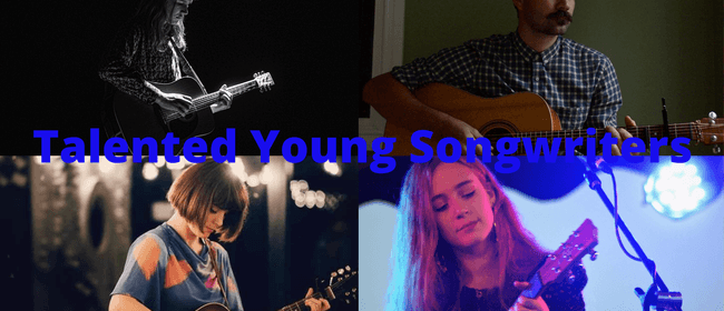 Talented Young Songwriters: Luca, Monique, Oliver & Amelia