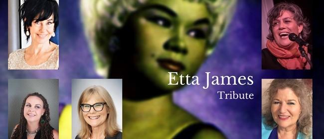 Etta Tribute: Jennine Bailey, Lisa Tui, Steph McEwin & Judi