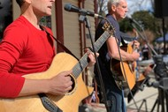 The Remnants: Folk Acoustic Duo of Rob Allan and Bruce Penno