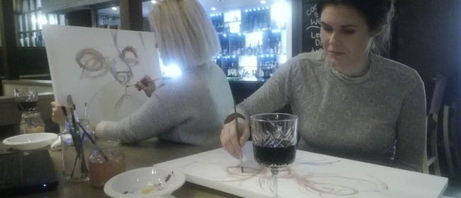 Wine and Art Evening