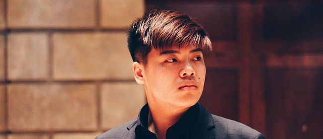 Sunday Afternoon Piano Recital: Tony Yan Tong Chen