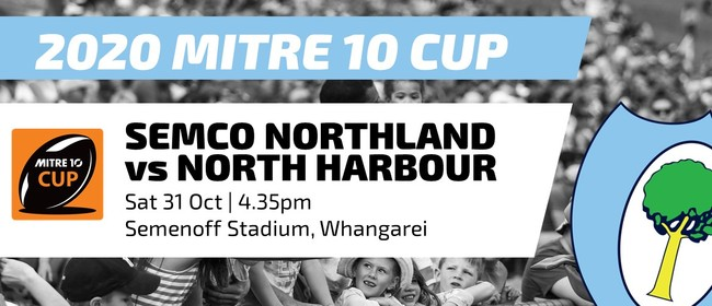 Mitre 10 Cup - Northland vs North Harbour