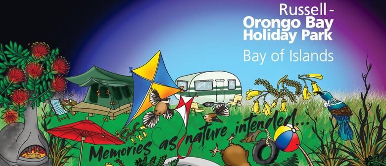 Teacher PLD: Explore Orongo Bay Holiday Park