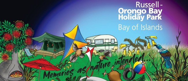 Teacher PLD: Explore Orongo Bay Holiday Park