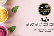 NZ Ice Cream Awards Gala Dinner