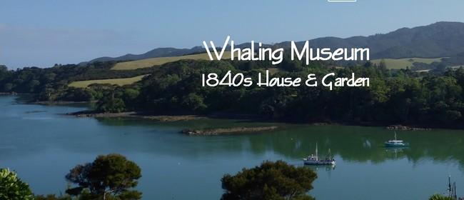 Teacher PLD: Historic Whaling Museum
