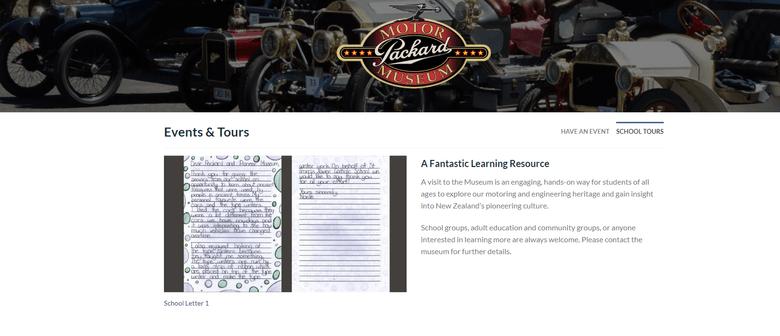 Teacher PLD: Automotive Change During 20th Century