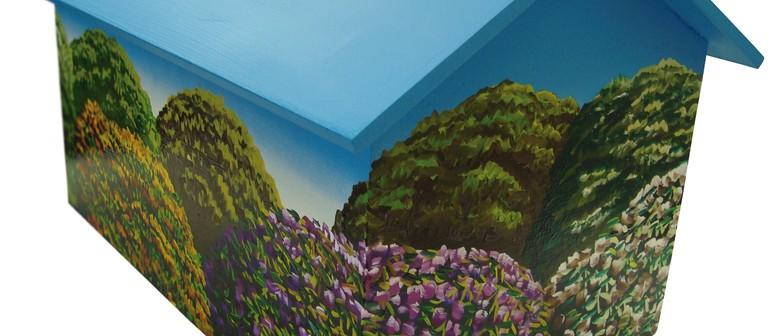 Karl Maughan: New Paintings