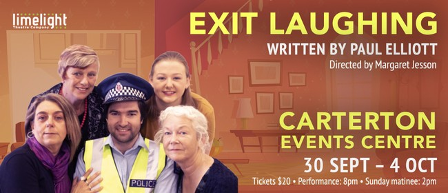 Exit Laughing: CANCELLED