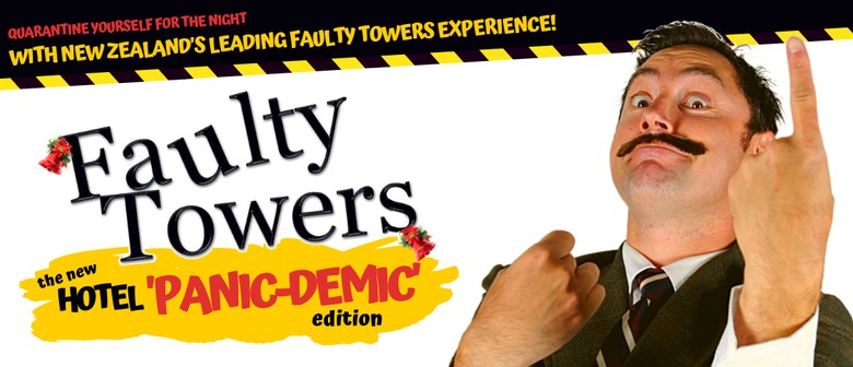 Faulty Towers Christmas Crack Up