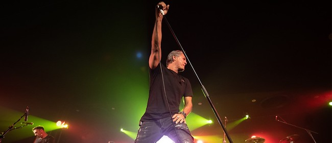Jon Stevens With Special Guests Automatic 80's