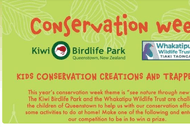 WWT Kids Conservation Creations and Trapper Night